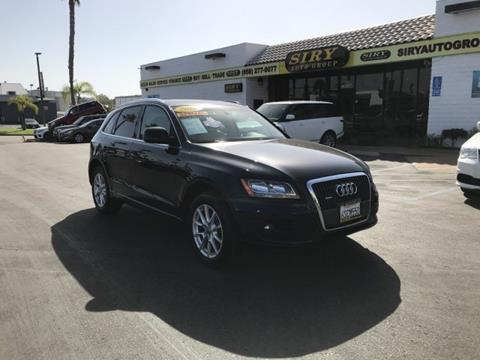 2011 Audi Q5 for sale in San Diego, CA