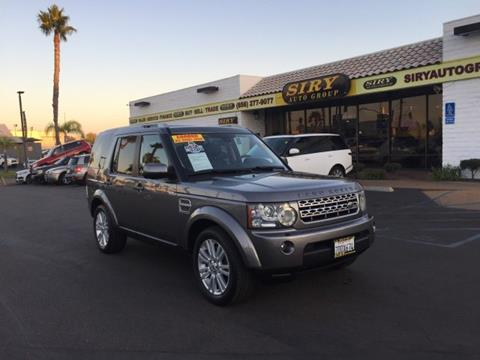 2010 Land Rover LR4 for sale in San Diego, CA