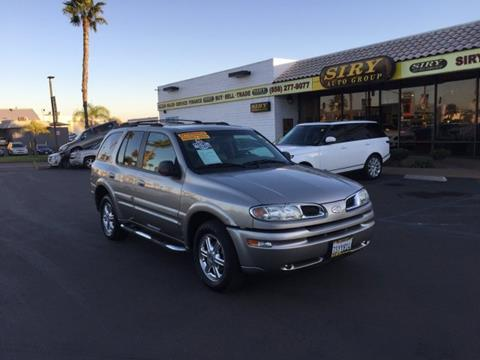2002 Oldsmobile Bravada for sale in San Diego, CA