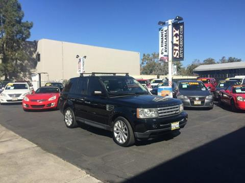 2007 Land Rover Range Rover Sport for sale in San Diego, CA
