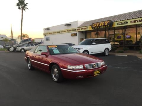 2001 Cadillac Eldorado for sale in San Diego, CA