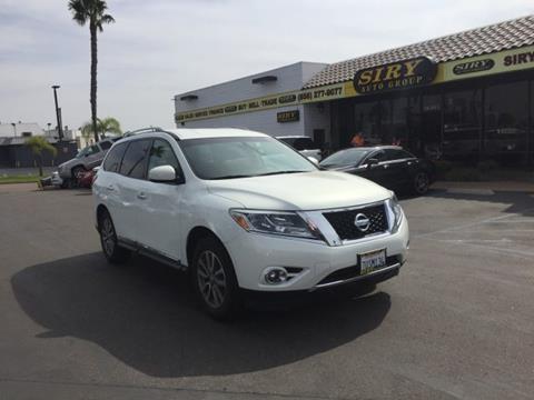 2014 Nissan Pathfinder for sale in San Diego, CA