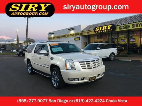 2009 Cadillac Escalade For Sale In California Carsforsale Com