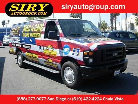 2009 Ford E-Series Wagon for sale in San Diego, CA