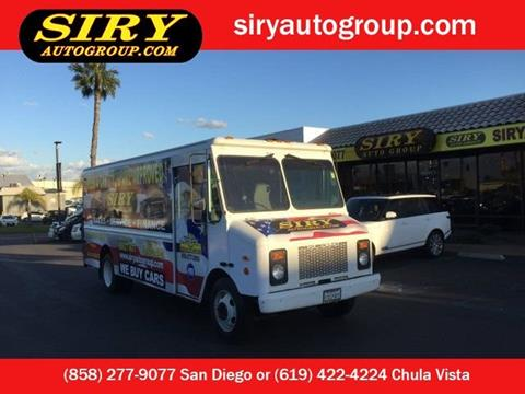 1999 Chevrolet Forward Control Chassis for sale in San Diego, CA