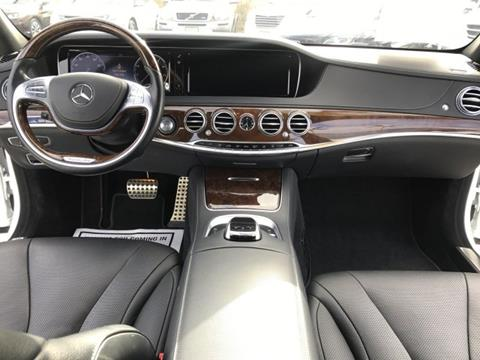 2015 Mercedes-Benz S-Class for sale in San Diego, CA