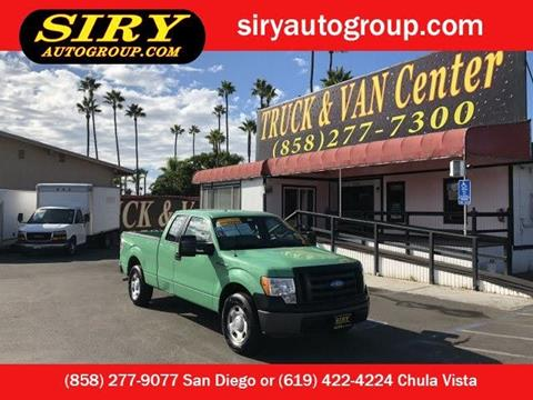 2009 Ford F-150 for sale in San Diego, CA