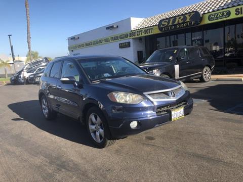 Acura RDX For Sale In San Diego CA Carsforsalecom - 2007 acura rdx for sale