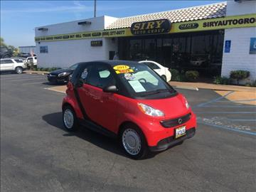 2013 Smart fortwo for sale in San Diego, CA