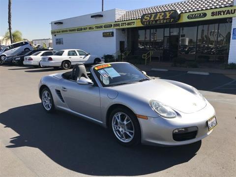 2005 Porsche Boxster for sale in San Diego, CA