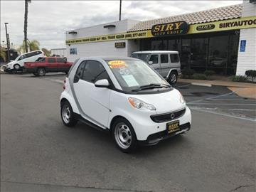 2014 Smart fortwo for sale in San Diego, CA