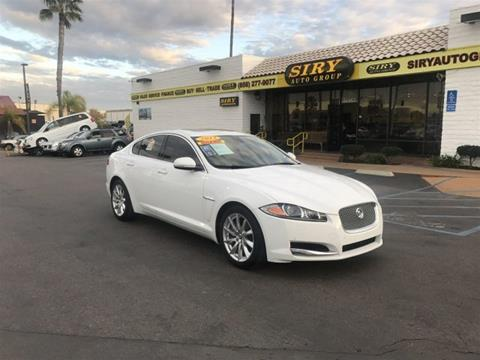 2012 Jaguar XF for sale in San Diego, CA