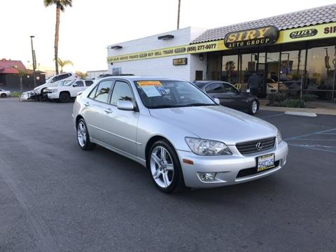 2001 Lexus IS 300 for sale in San Diego, CA