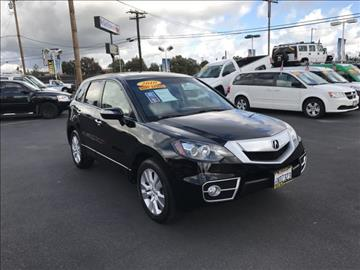 2010 Acura RDX for sale in San Diego, CA