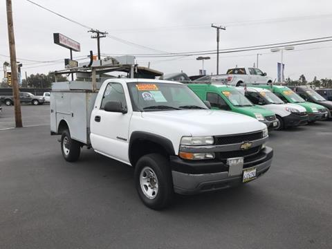 2001 Chevrolet Silverado 2500HD for sale in San Diego, CA