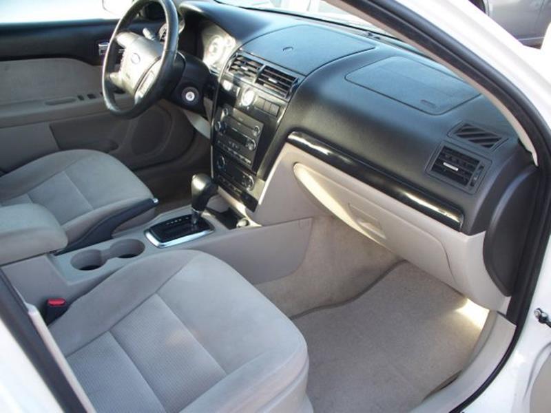 2008 Ford Fusion I4 SEL 4dr Sedan - San Antonio TX