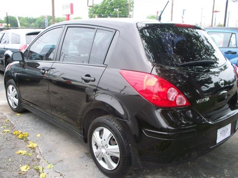 2011 Nissan Versa 18 Sl 4dr Hatchback In San Antonio Tx Sa