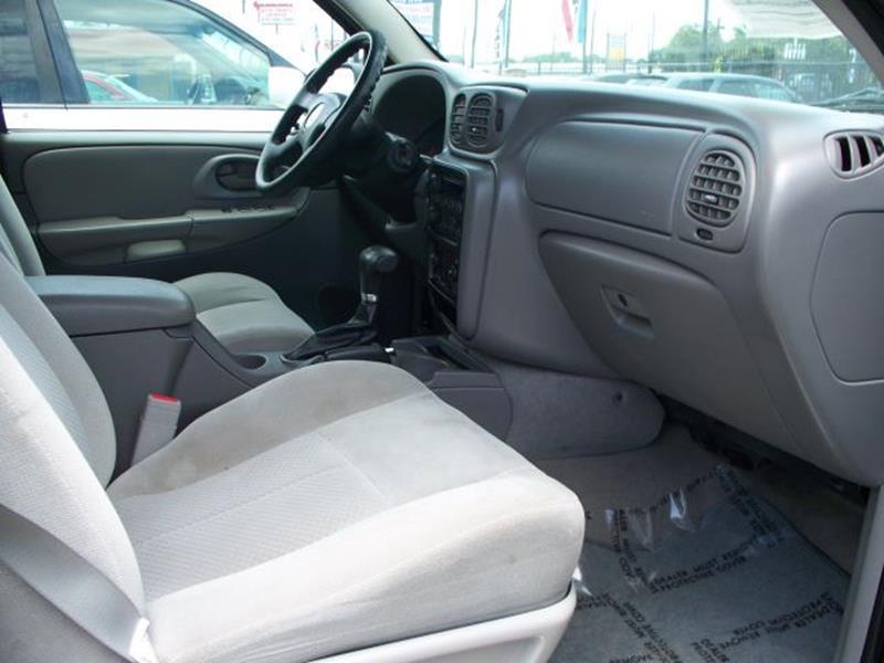 2008 Chevrolet TrailBlazer LT2 4WD - San Antonio TX