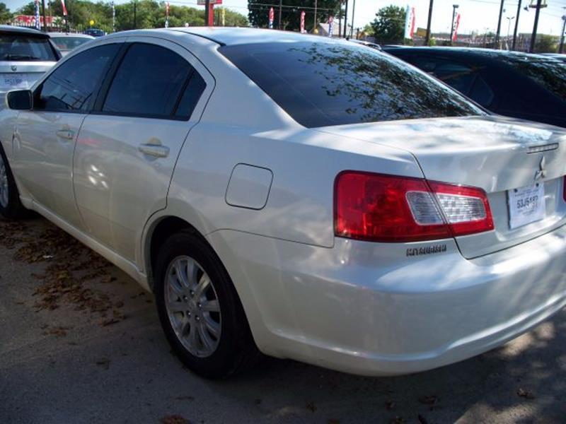 2009 Mitsubishi Galant Sport Edition 4dr Sedan - San Antonio TX
