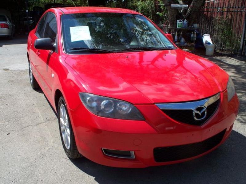2007 Mazda MAZDA3 i Sport 4-Door - San Antonio TX