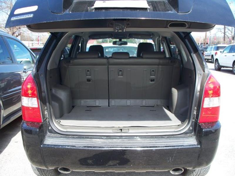 2006 Hyundai Tucson LX 2.7 2WD - San Antonio TX