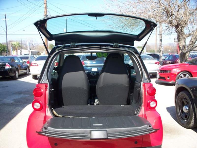 2009 Smart fortwo pure 2dr Hatchback - San Antonio TX