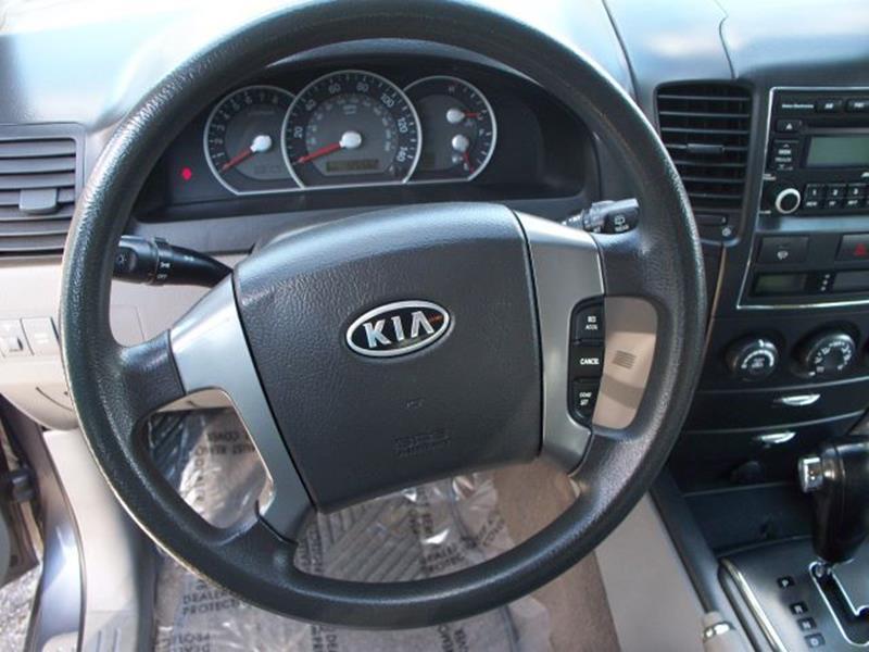 2008 Kia Sorento LX 2WD - San Antonio TX