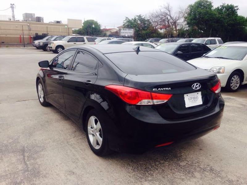 2011 Hyundai Elantra GLS A/T - San Antonio TX