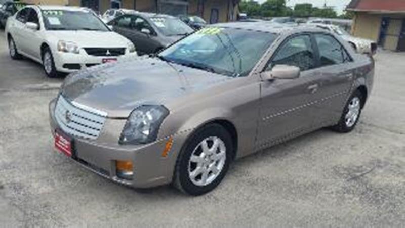 2007 Cadillac CTS 3.6L - San Antonio TX