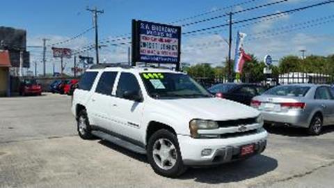 Used 2004 Chevrolet Trailblazer For Sale In Texas