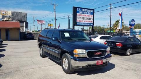 2005 GMC Yukon XL for sale in San Antonio, TX