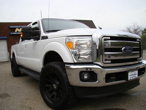 2015 Ford F-250 Super Duty for sale in Columbus, OH
