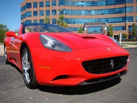 2010 Ferrari California for sale in Columbus, OH