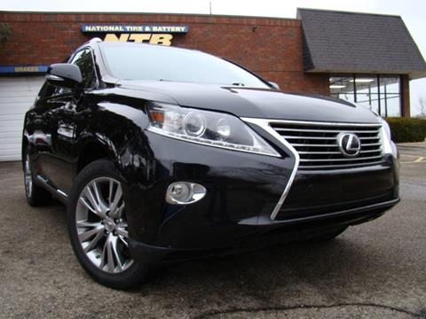 2013 Lexus RX 350 for sale in Columbus, OH