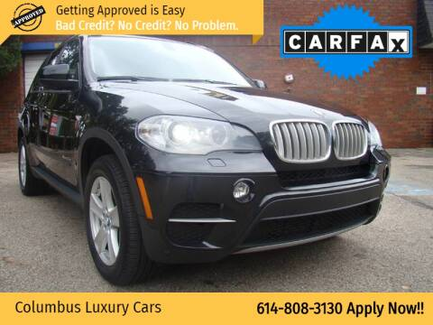 2011 BMW X5 for sale at Columbus Luxury Cars in Columbus OH