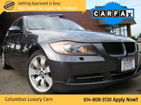 2008 BMW 3 Series for sale at Columbus Luxury Cars in Columbus OH