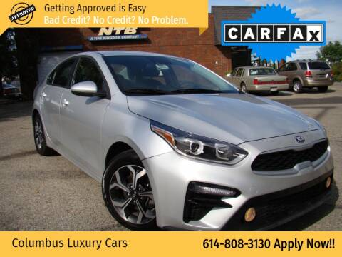 2019 Kia Forte for sale at Columbus Luxury Cars in Columbus OH