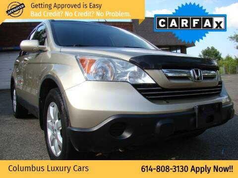 2007 Honda CR-V for sale at Columbus Luxury Cars in Columbus OH