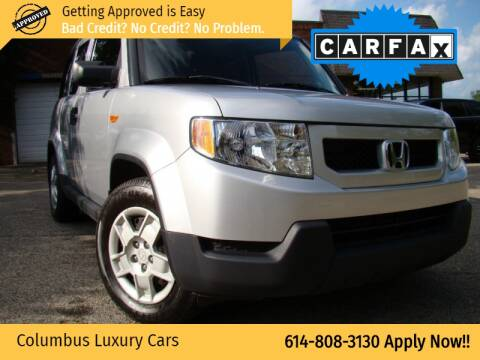 2011 Honda Element for sale at Columbus Luxury Cars in Columbus OH