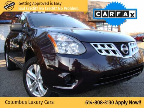 2015 Nissan Rogue Select for sale at Columbus Luxury Cars in Columbus OH