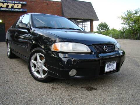 2003 Nissan Sentra for sale at Columbus Luxury Cars in Columbus OH