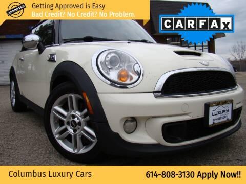 2011 MINI Cooper for sale at Columbus Luxury Cars in Columbus OH