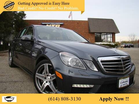2010 Mercedes-Benz E-Class for sale at Columbus Luxury Cars in Columbus OH