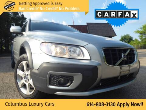 2009 Volvo XC70 for sale at Columbus Luxury Cars in Columbus OH