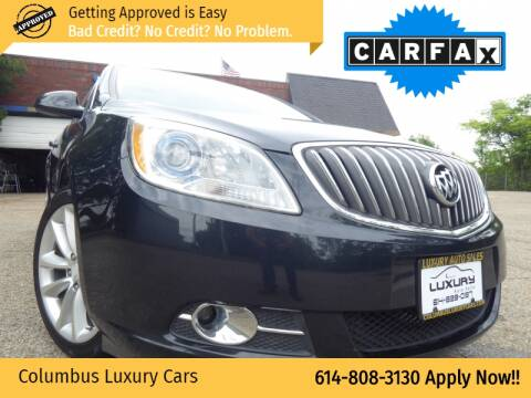 2013 Buick Verano for sale at Columbus Luxury Cars in Columbus OH