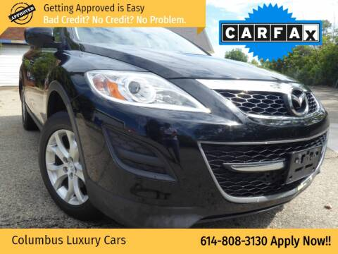 2011 Mazda CX-9 for sale at Columbus Luxury Cars in Columbus OH