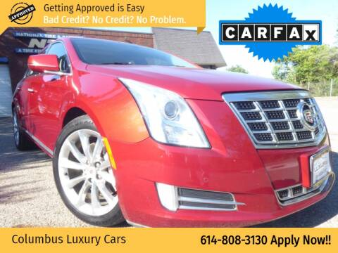 2013 Cadillac XTS for sale at Columbus Luxury Cars in Columbus OH