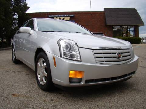 2003 Cadillac CTS for sale at Columbus Luxury Cars in Columbus OH
