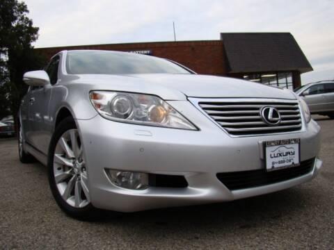 2011 Lexus LS 460 for sale at Columbus Luxury Cars in Columbus OH