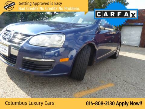 2006 Volkswagen Jetta for sale at Columbus Luxury Cars in Columbus OH
